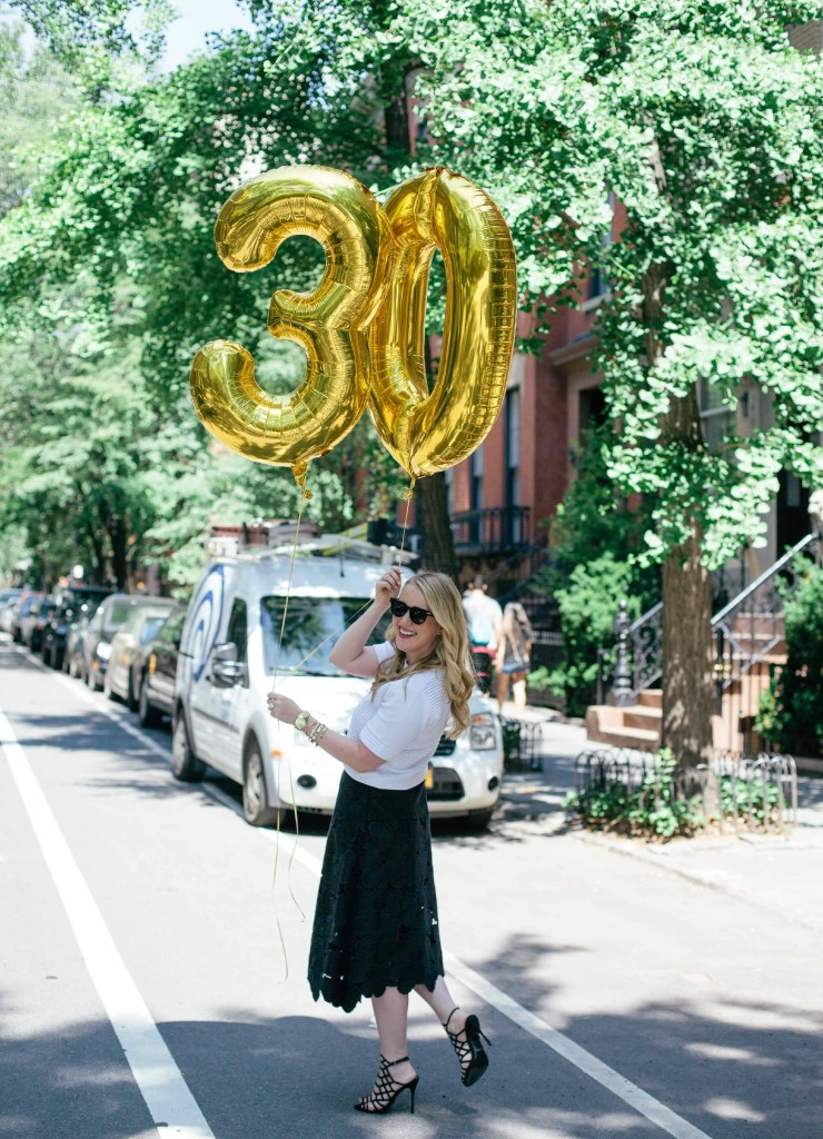 wit & whimsy I Meghan Donovan I 30 Things I learned by 30