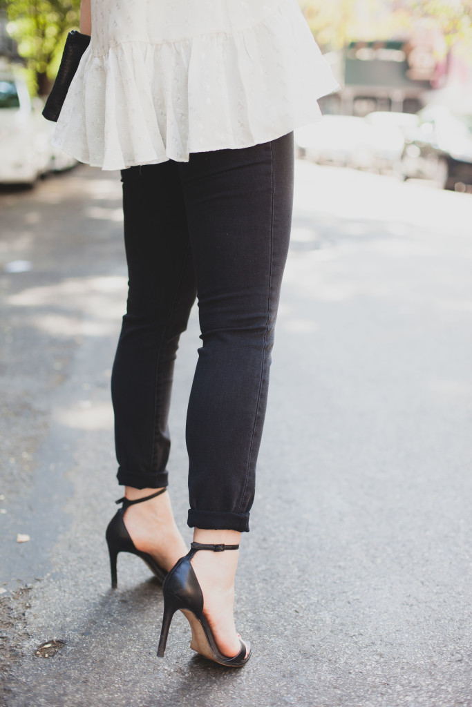 jeans and heels I wit & whimsy