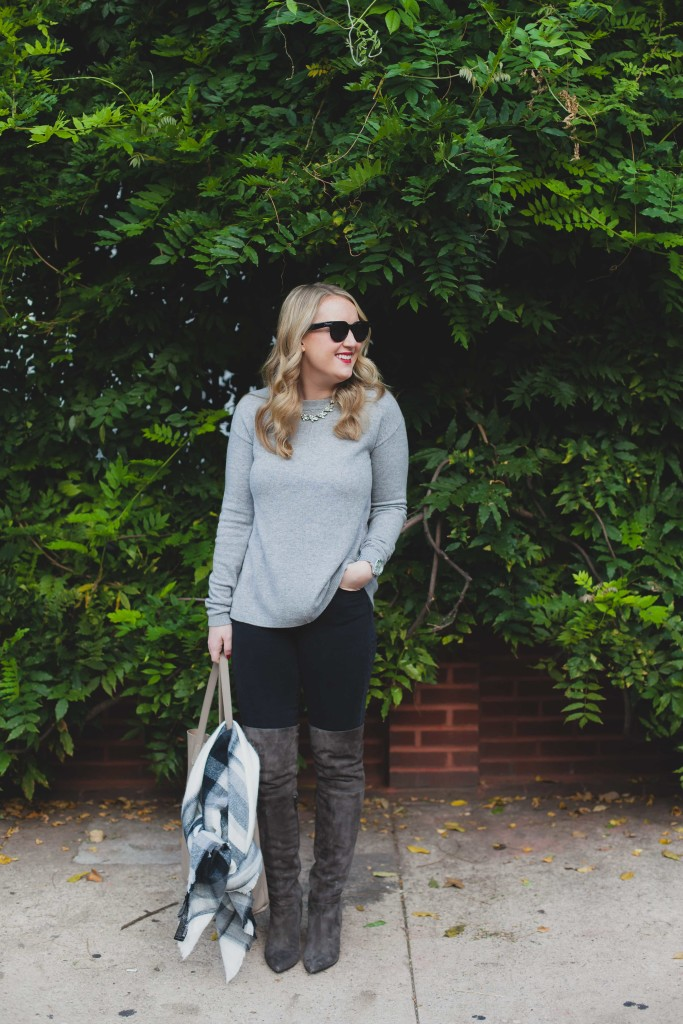 Over the Knee Boots I wit & whimsy