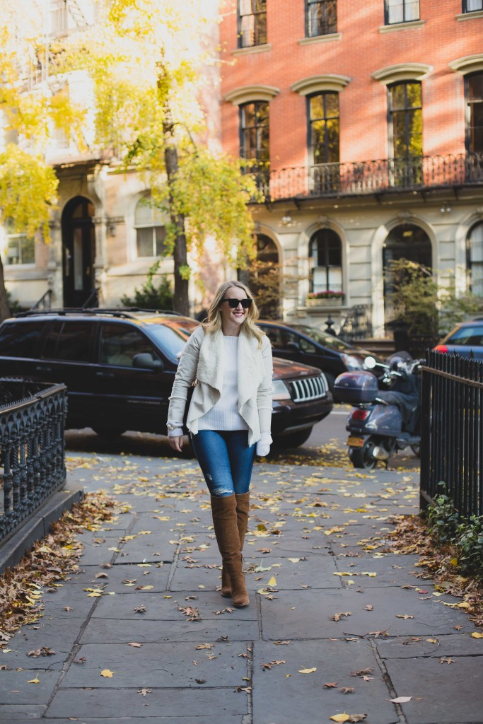 Dolce Vita Over the Knee Boots I wit & whimsy
