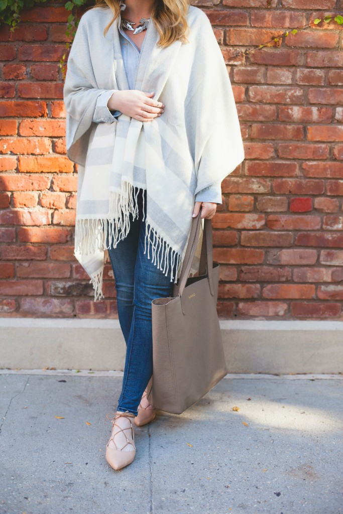 Fall Style I Cape I wit & whimsy