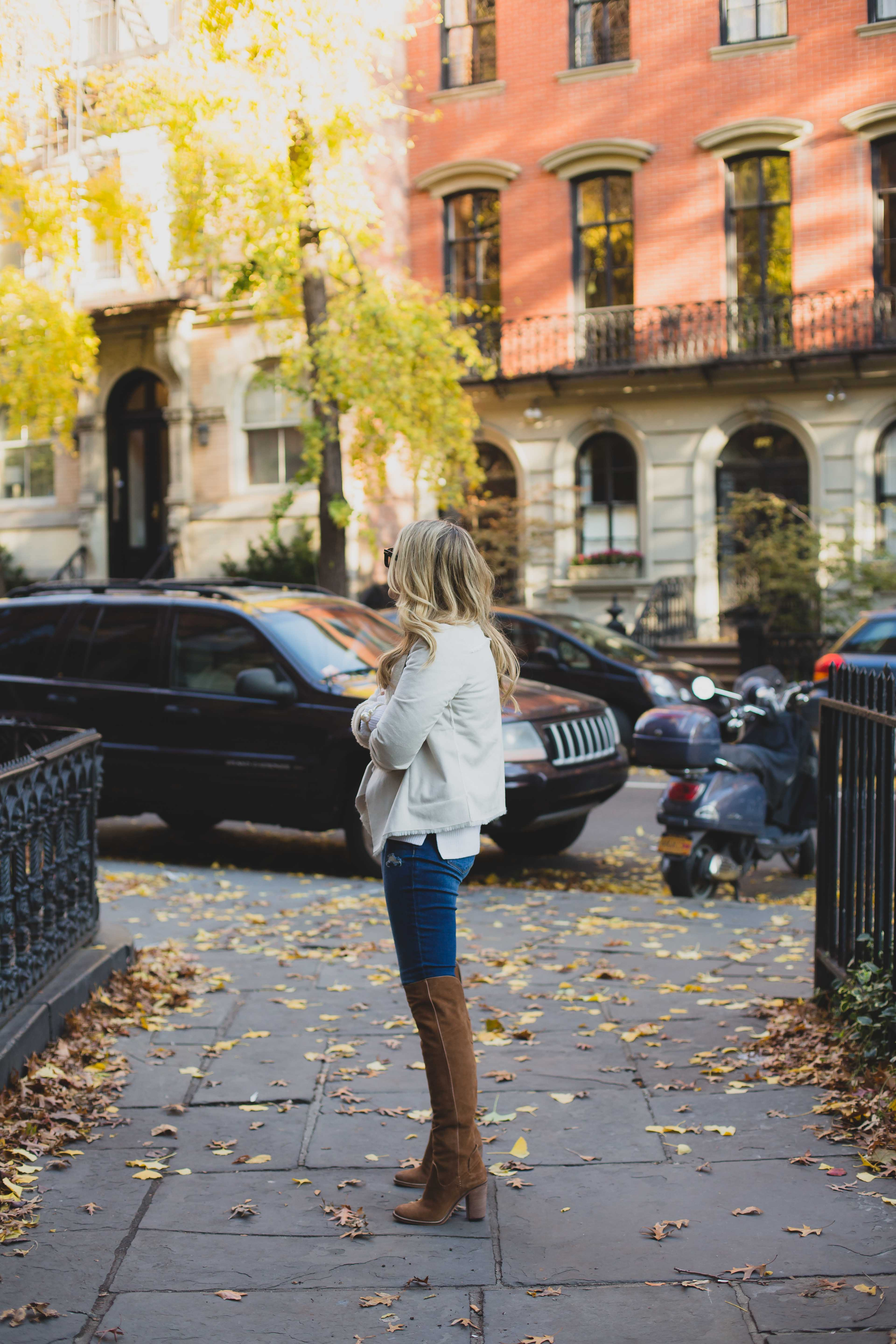 wit & whimsy I fall style in new york