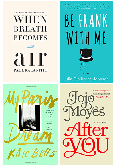 4 Books to Read This Spring