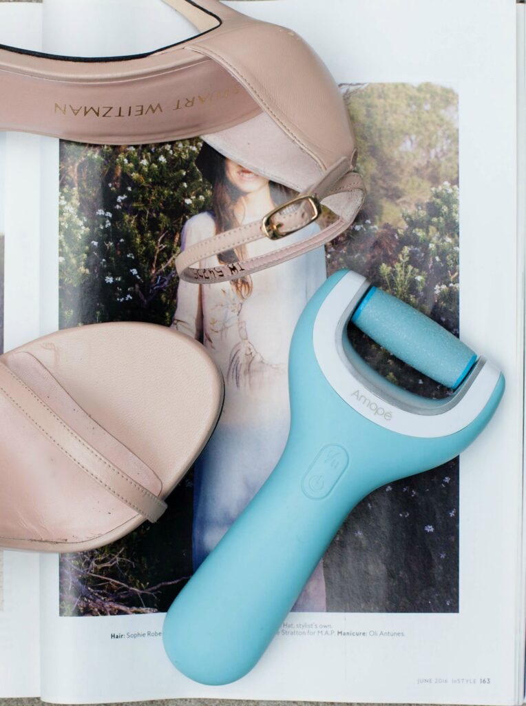 Amope Pedi Perfect Rechargeable Wet & Dry Foot File