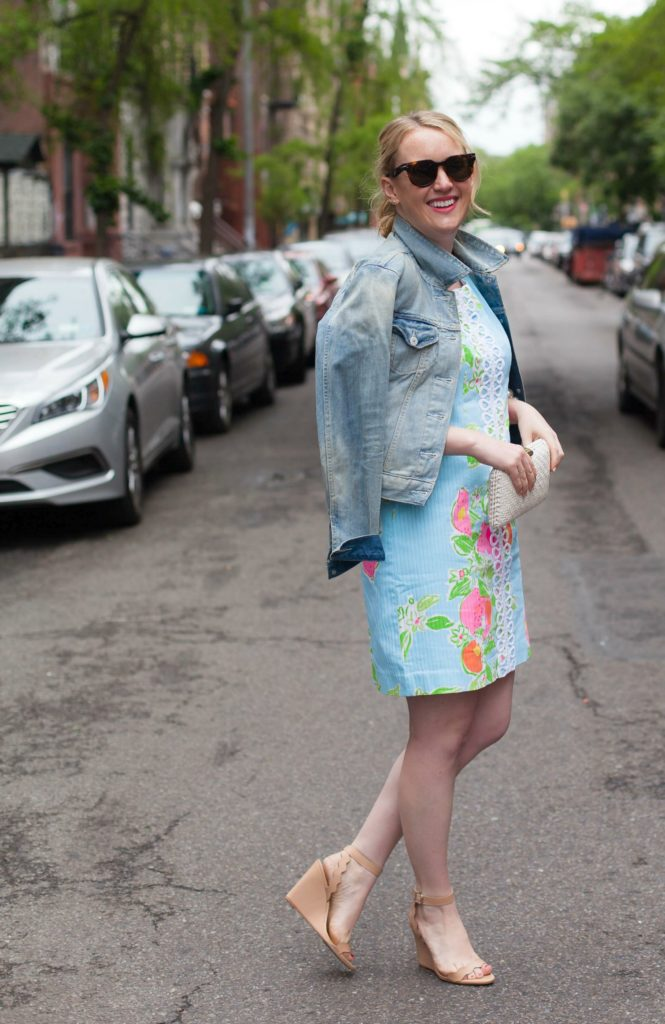 Summer Travel Style I Lilly Pulitzer and Loeffler Randall
