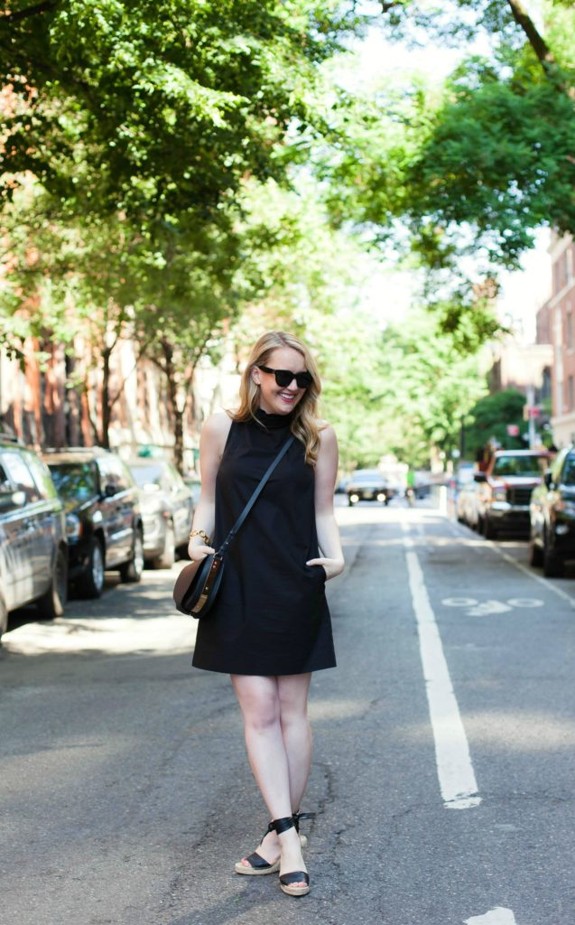 Casual Little Black Dress I wit & whimsy