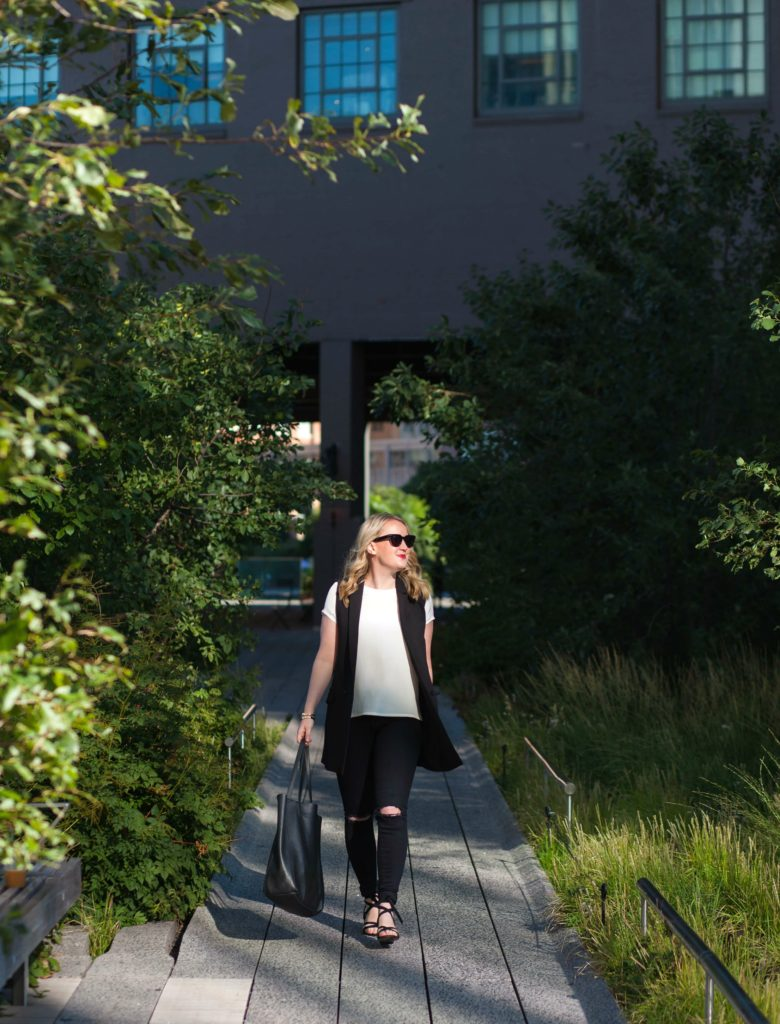 Fall Style I On the highline