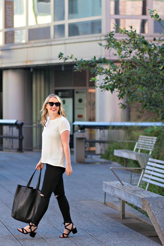 Transitional Outfit I wit & whimsy