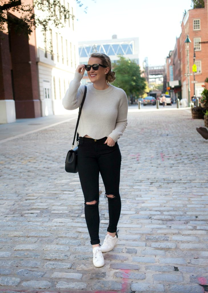 Casual Fall Style I wit & whimsy