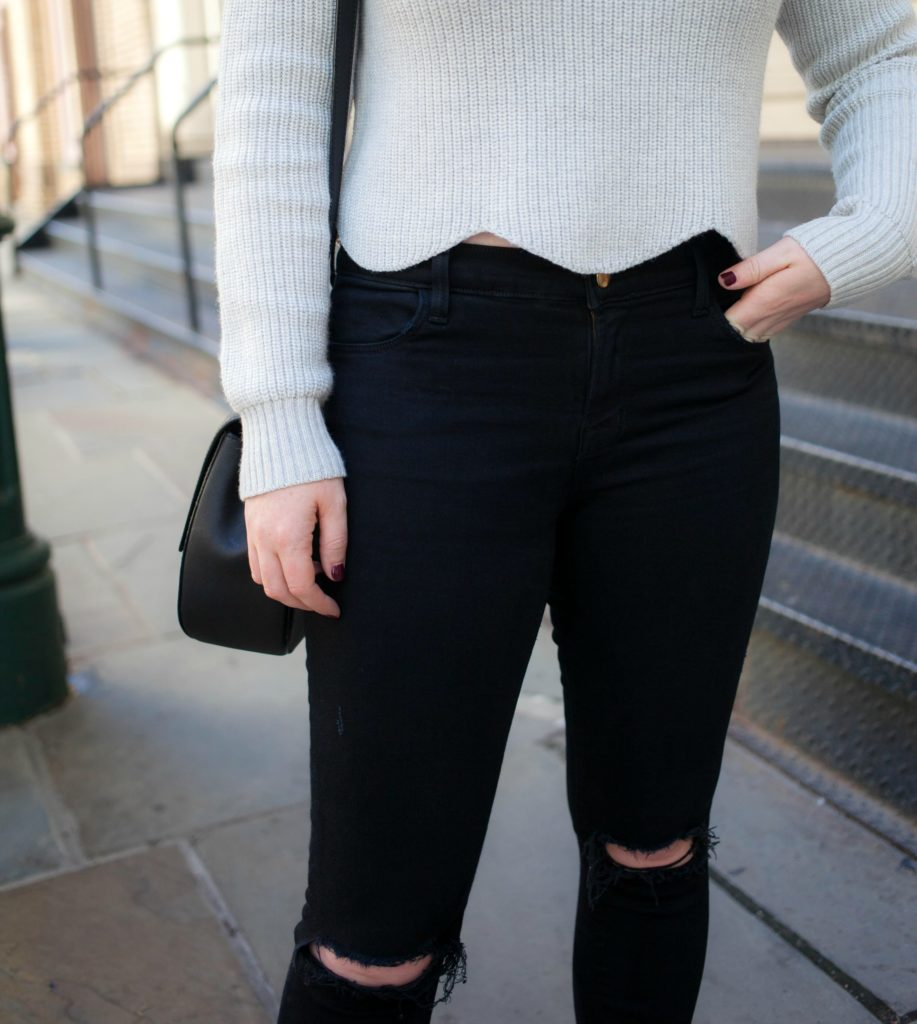 Scalloped Sweater I @meghandono