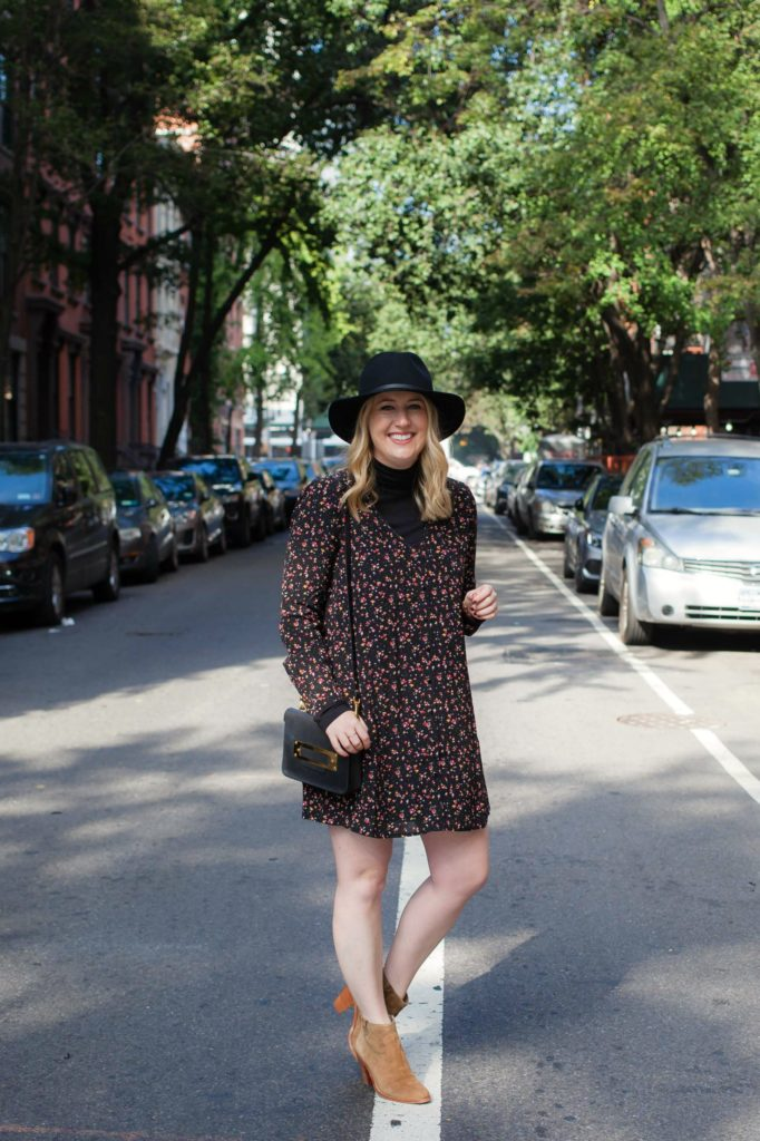 Fall Florals I wit & whimsy I Meghan Donovan
