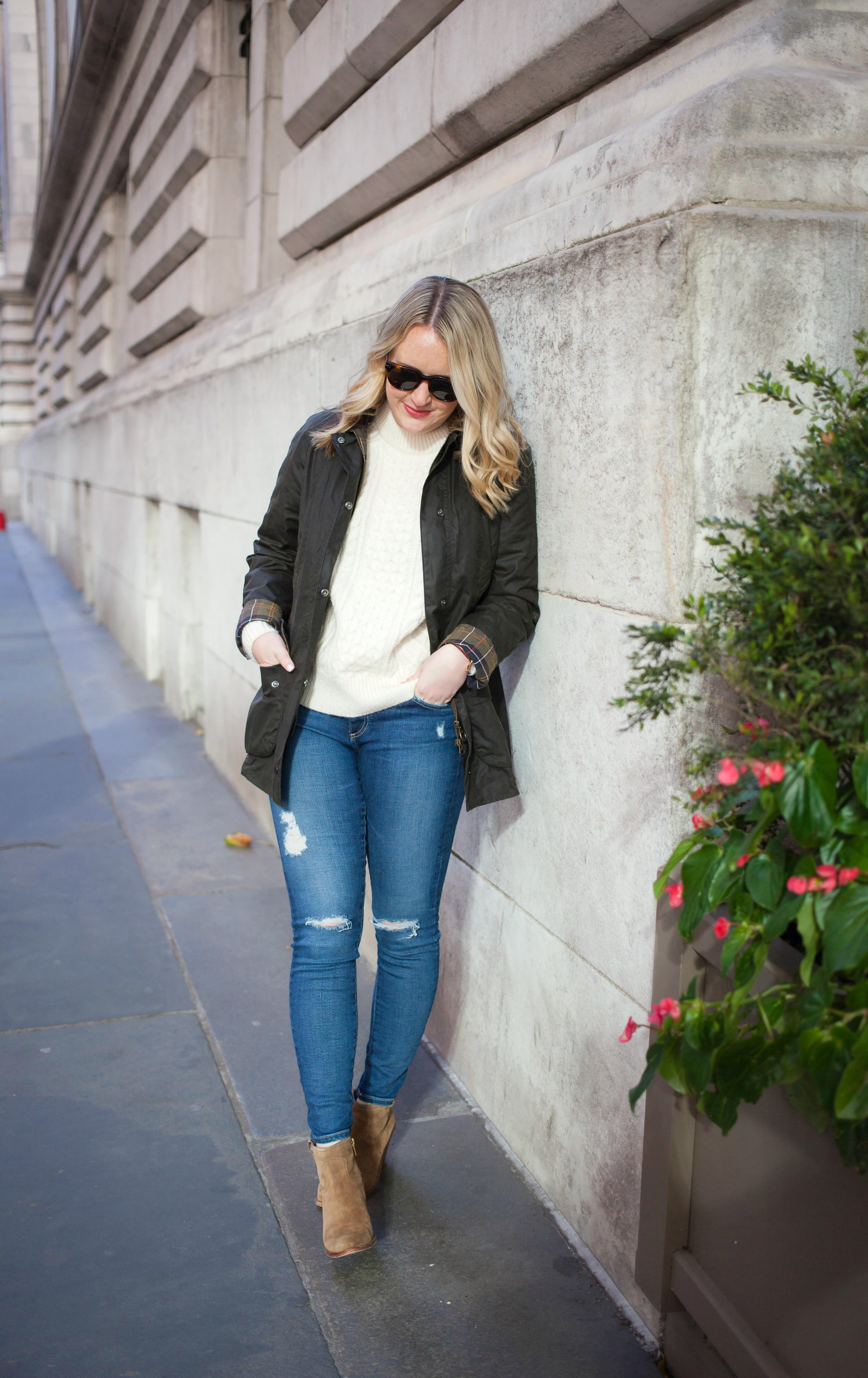 Classic Fall Outfit I wit & whimsy