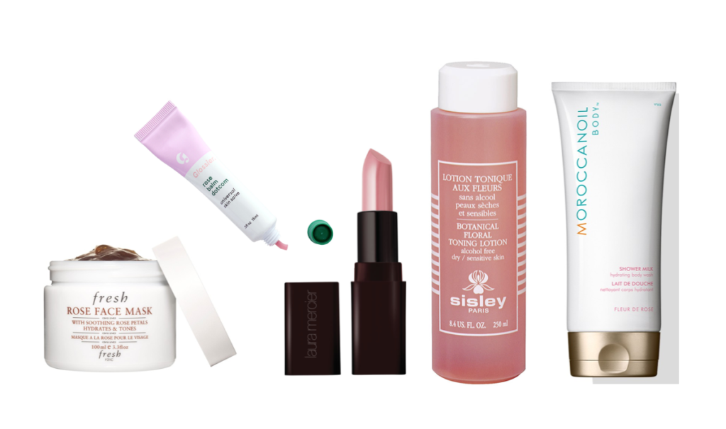 Rose Beauty Products Worth Trying