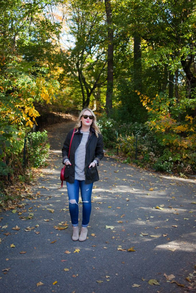Fall Outfit on Meghan Donovan of wit & whimsy