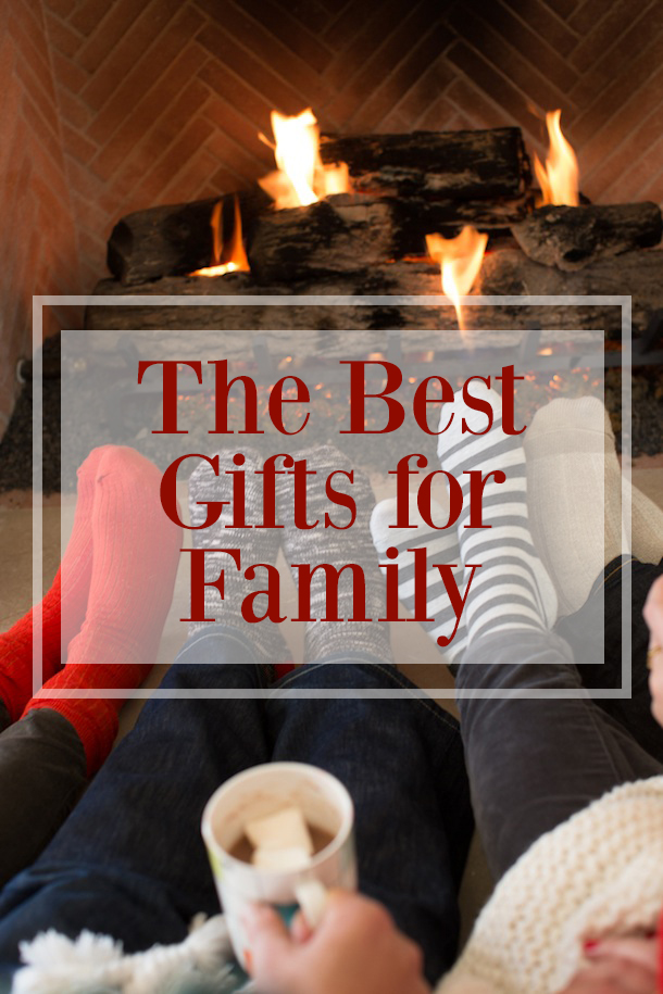 The Best Gifts for Family