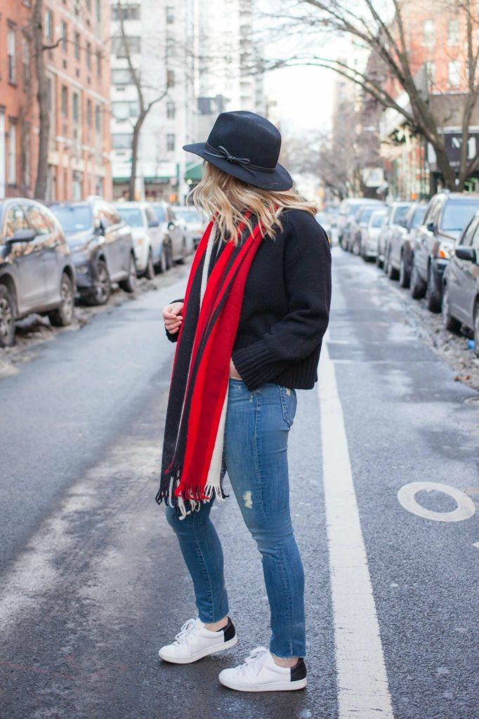 Casual Winter Outfit I wit & whimsy