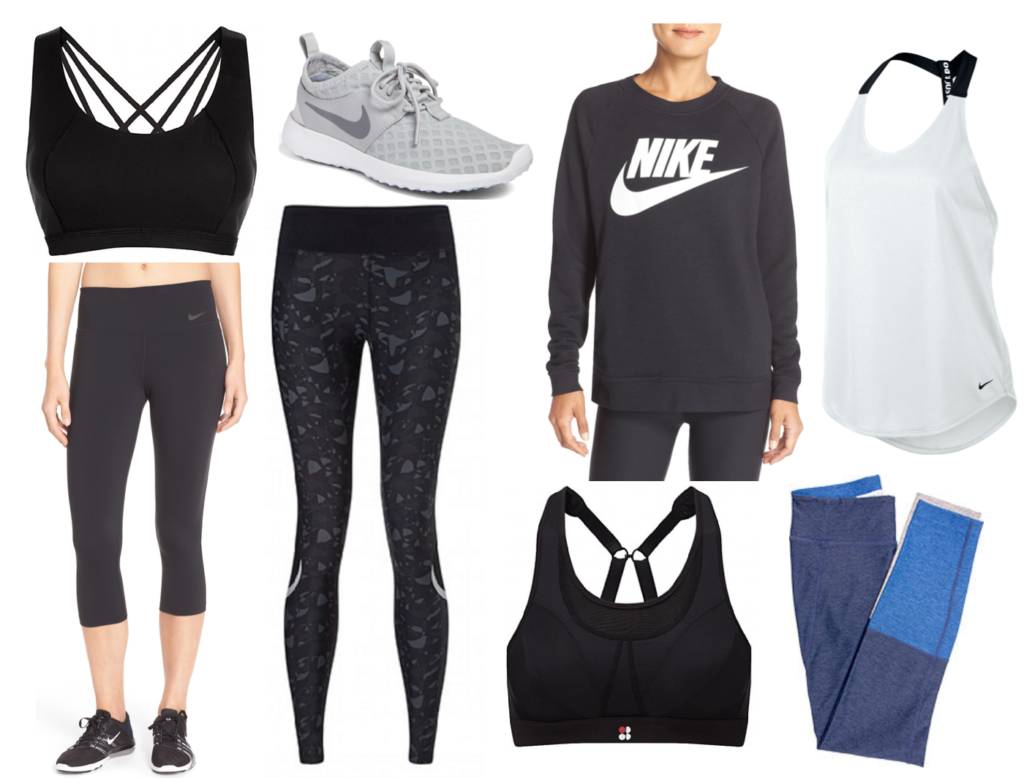 Favorite Workout Gear I wit & whimsy