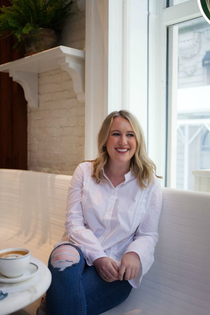 Meghan Donovan of wit & whimsy I Favorite NYC Coffee Shops