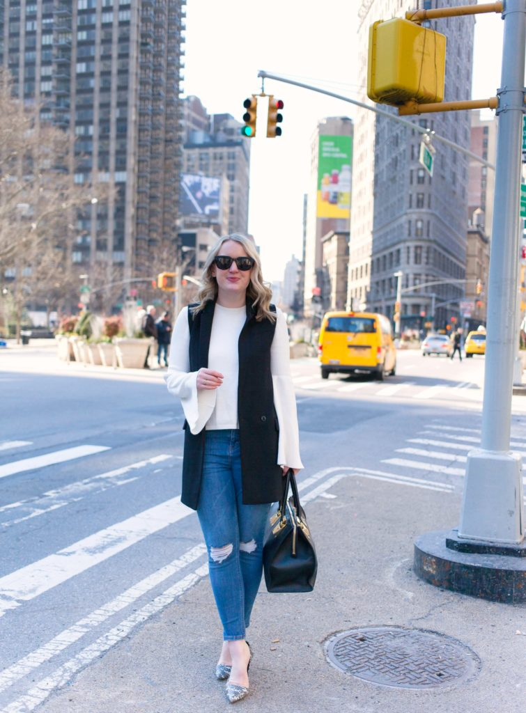 New York Street Style I Meghan Donovan of wit & whimsy