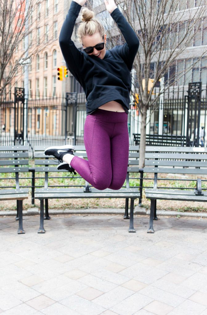 Ways to Improve Your Workouts I Meghan Donovan of wit & whimsy