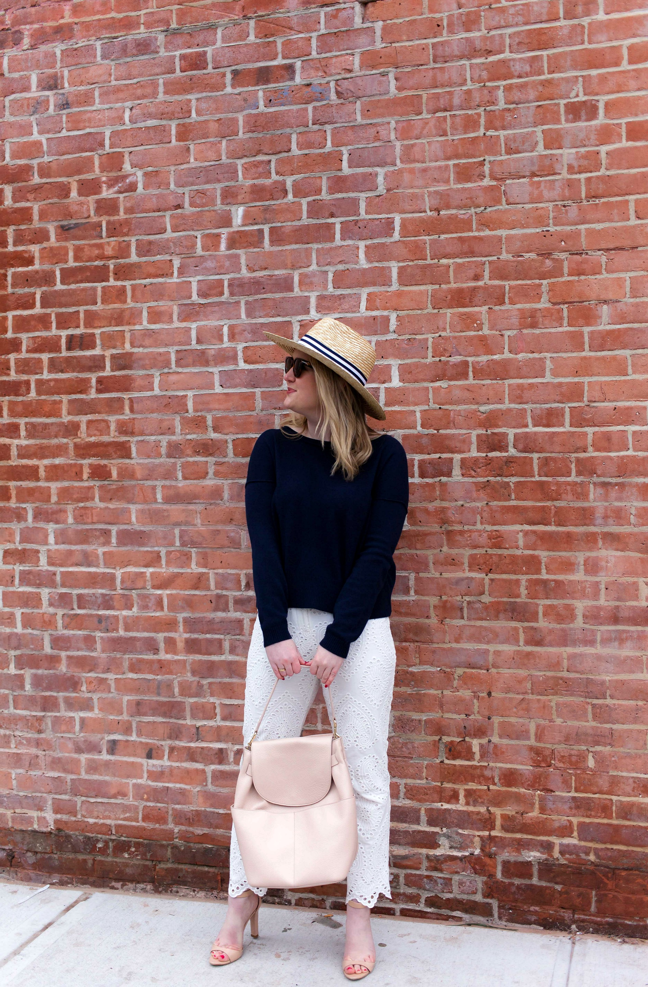 Cuyana Convertible Backpack I wit & whimsy
