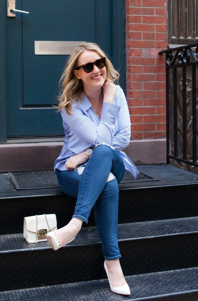 Meghan Donovan of lifestyle blog wit & whimsy talks career