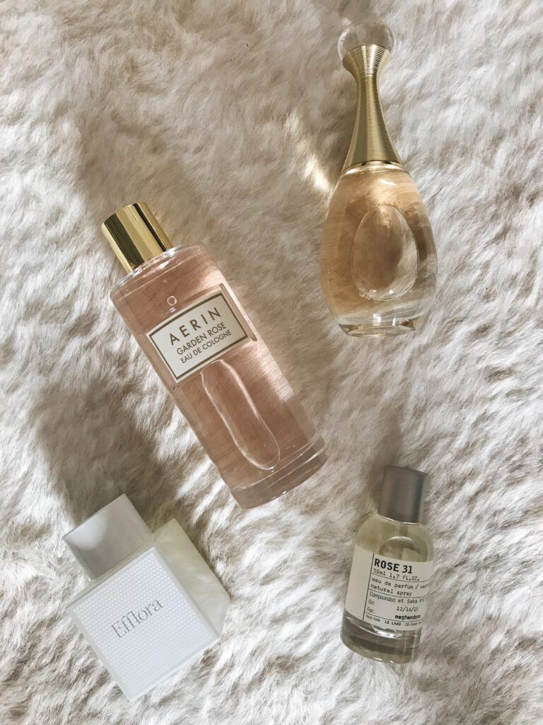 One blogger's favorite perfumes