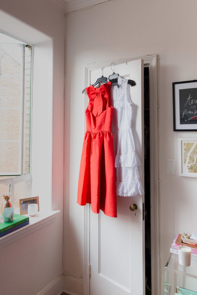 Meghan Donovan of wit & whimsy shares inside her Brooklyn apartment