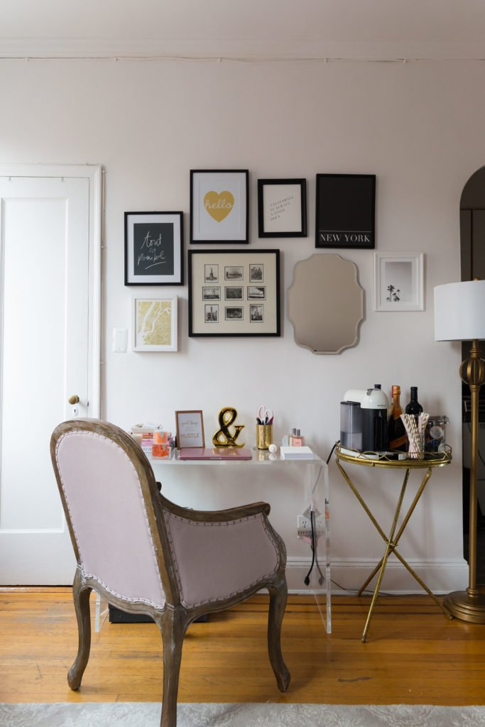 Meghan Donovan of wit & whimsy's Brooklyn Apartment Tour