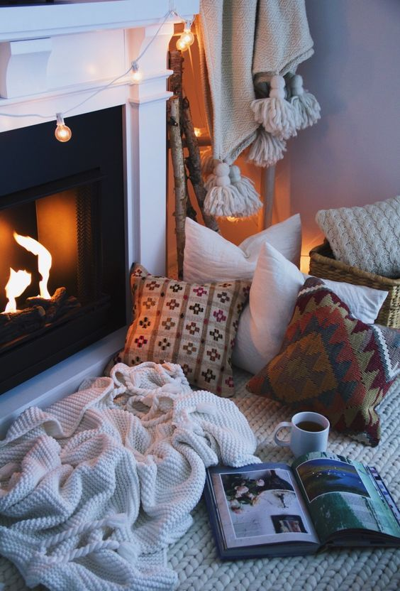 Cozy Comforts I wit & whimsy