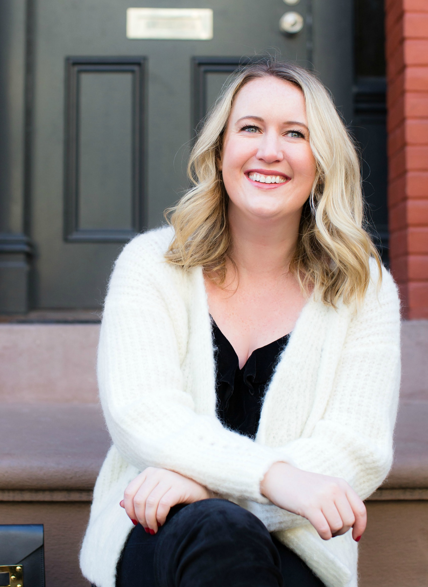 Meghan Donovan of wit & whimsy Reveals her Olay 28 Day Challenge Results