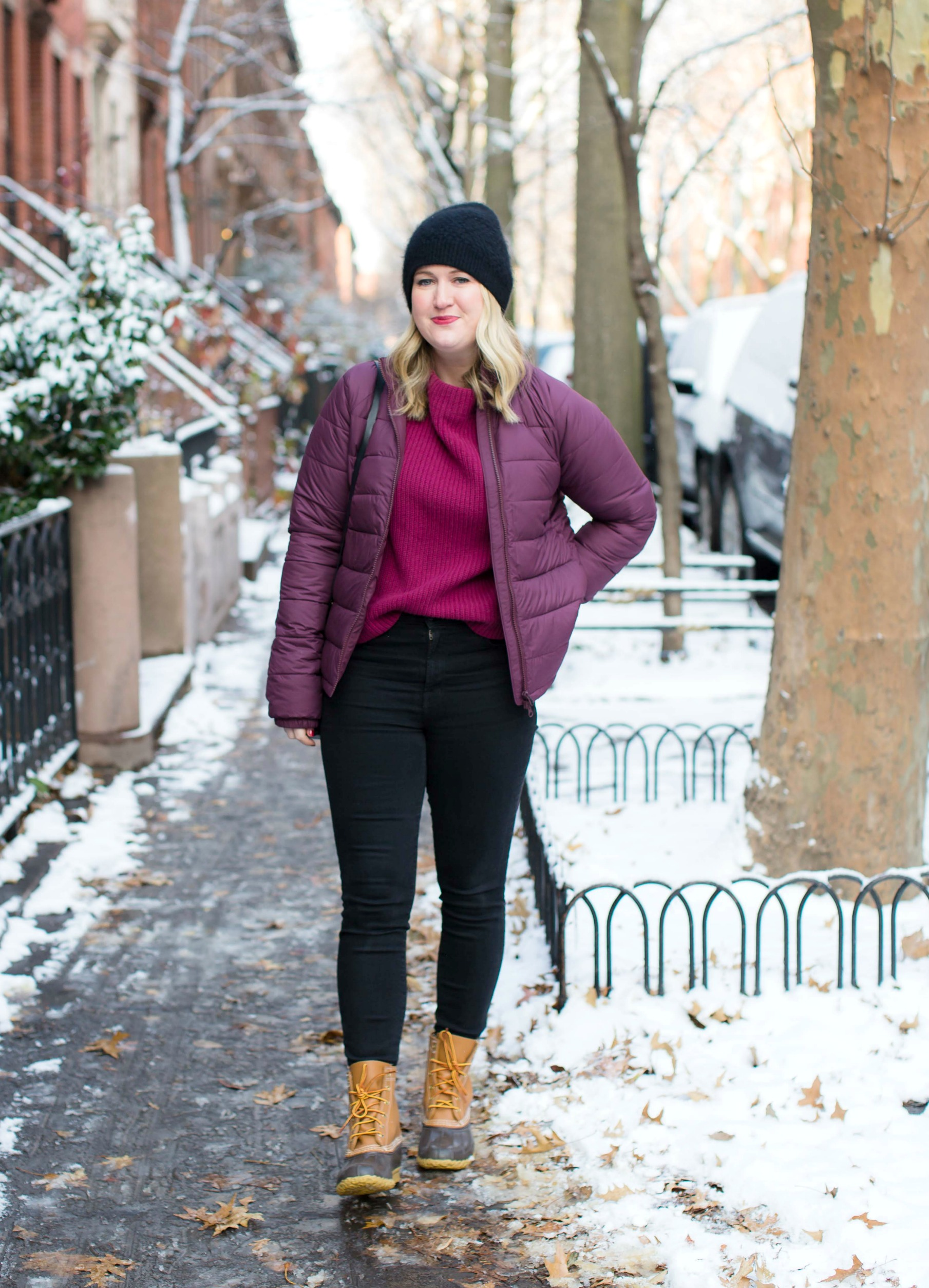 LL.Bean Boots I wit & whimsy