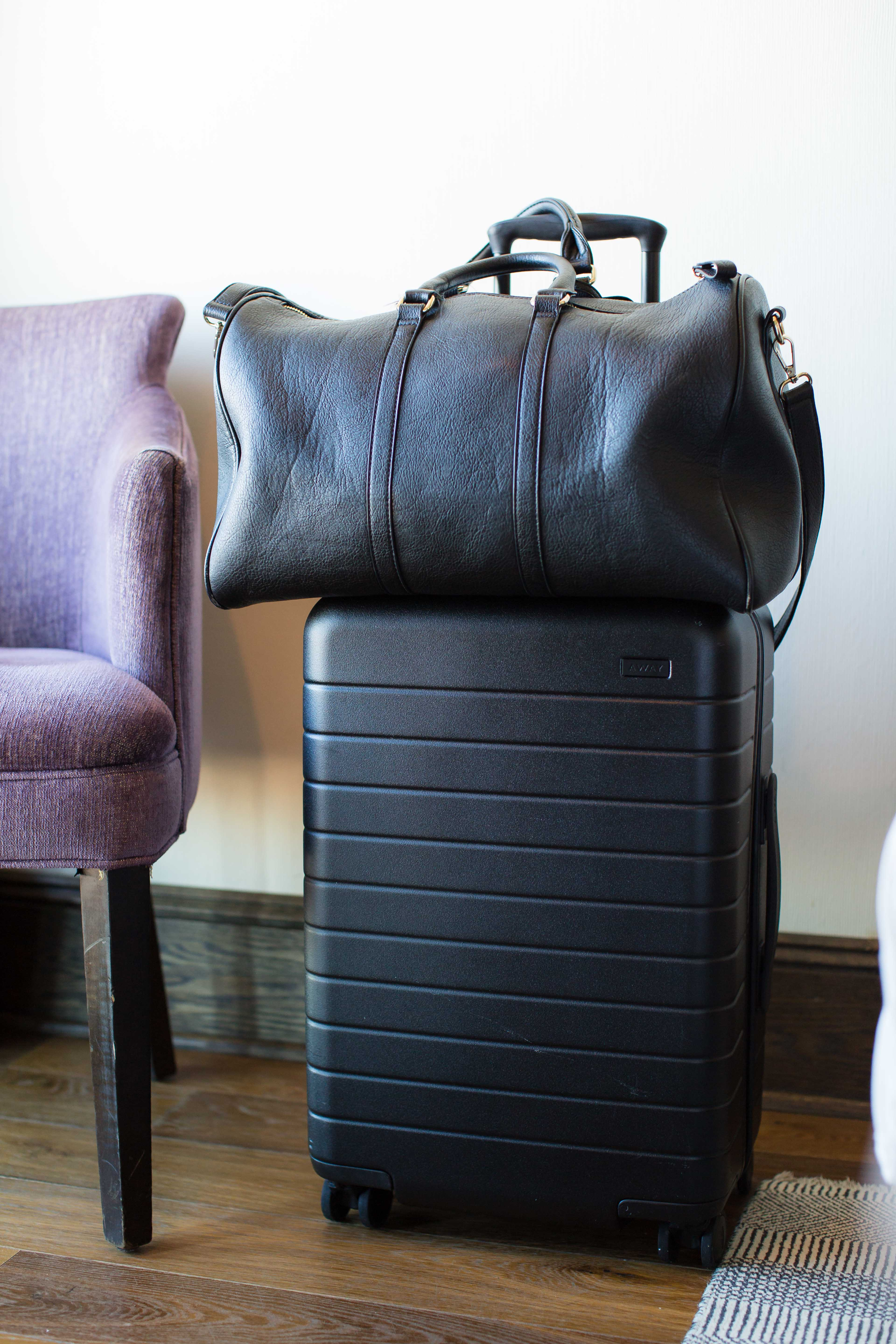 Away Suitcase I wit & whimsy