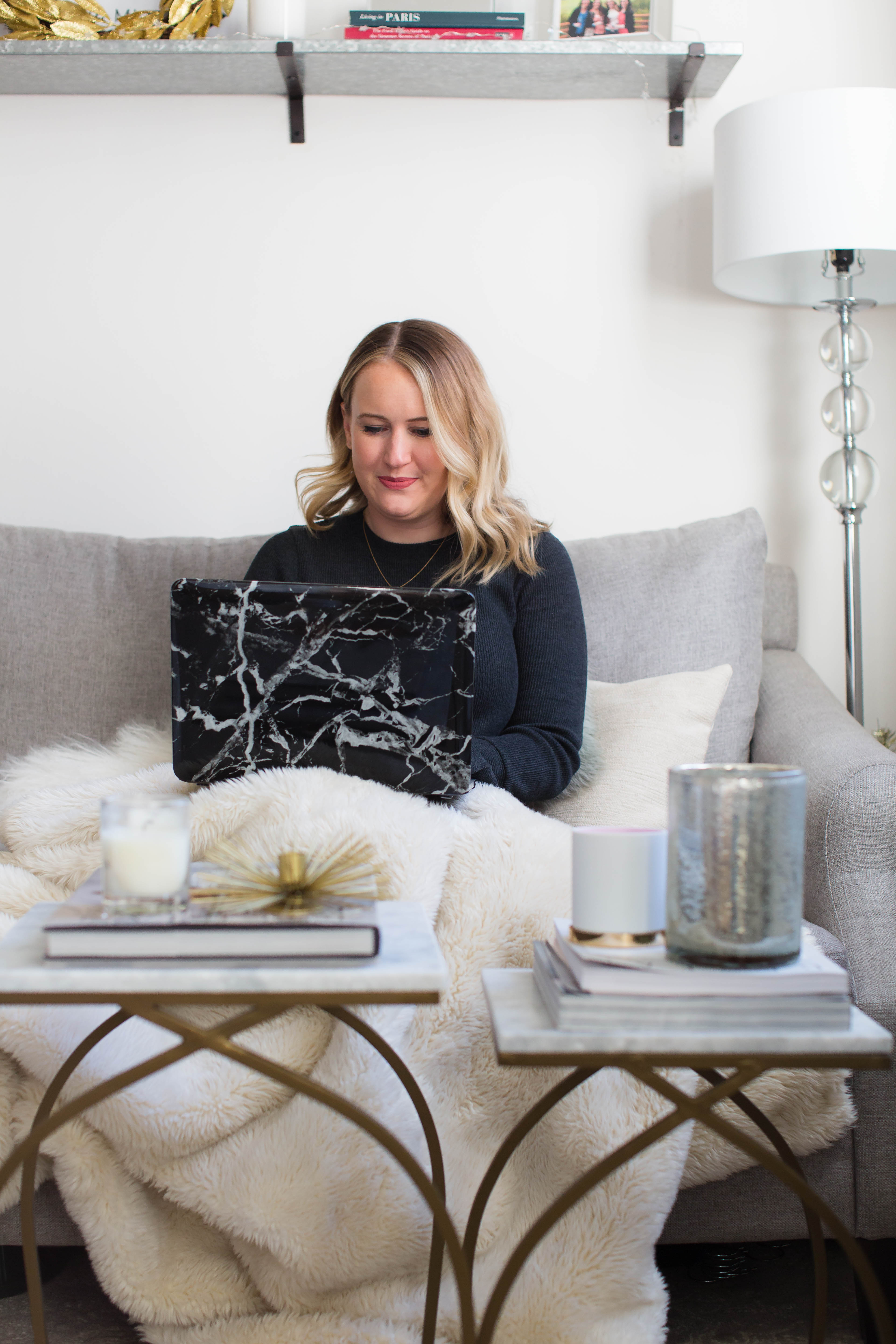 Meghan Donovan at home I wit & whimsy
