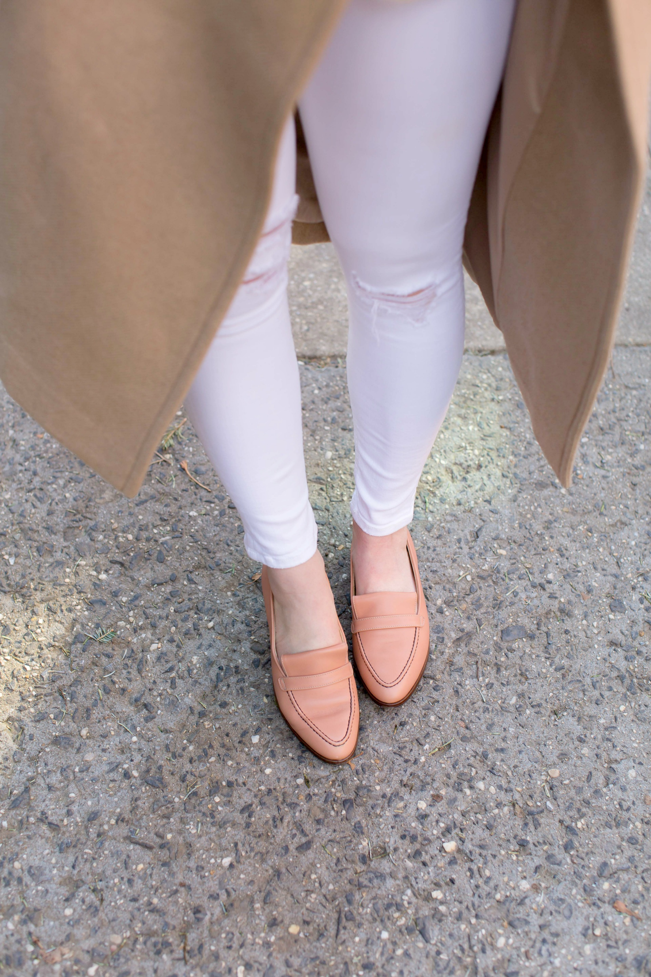 Sarah Flint Loafers I on Meghan Donovan of wit & whimsy