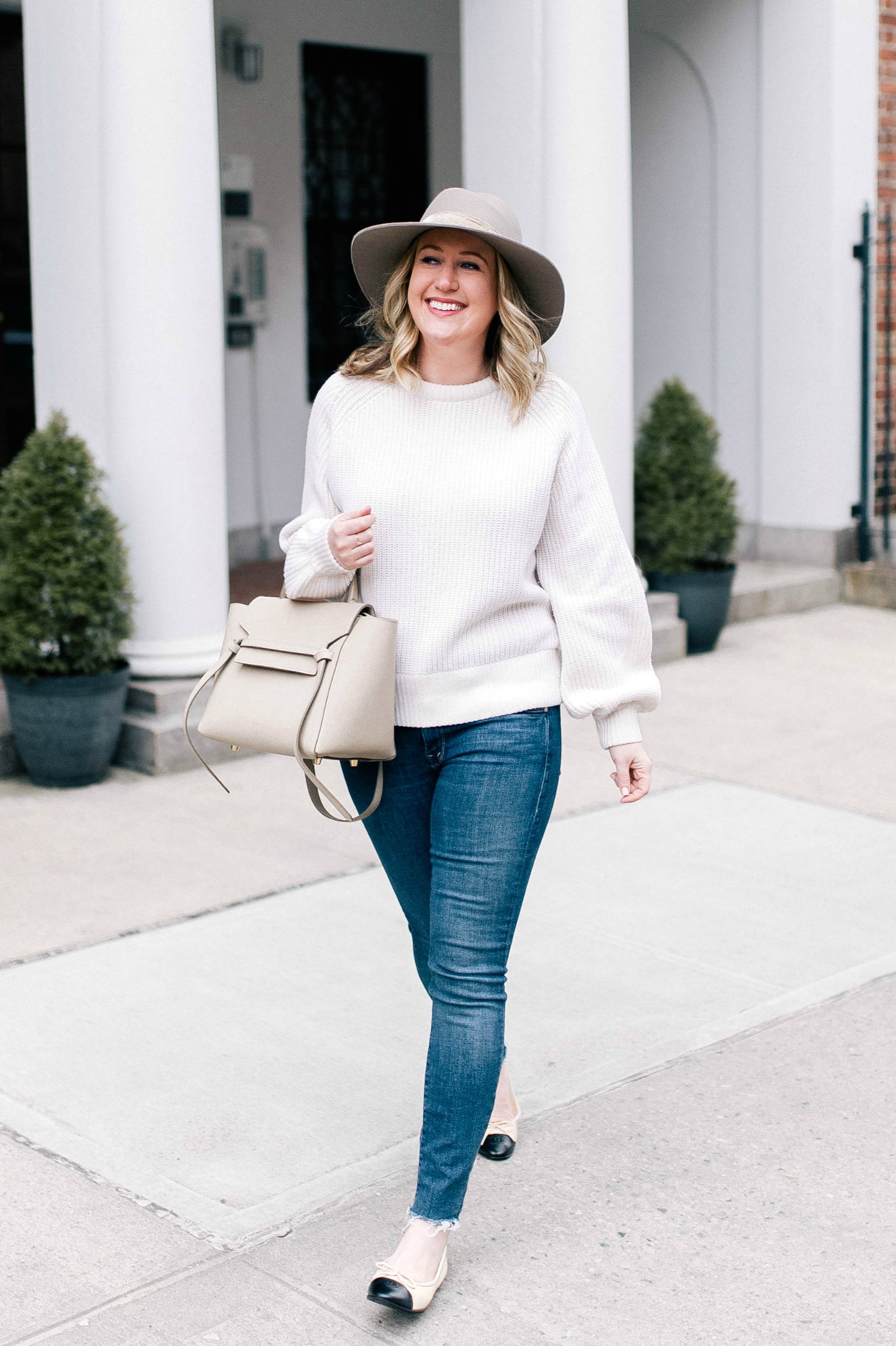 Casual Neutrals on Meghan Donovan of wit & whimsy 6