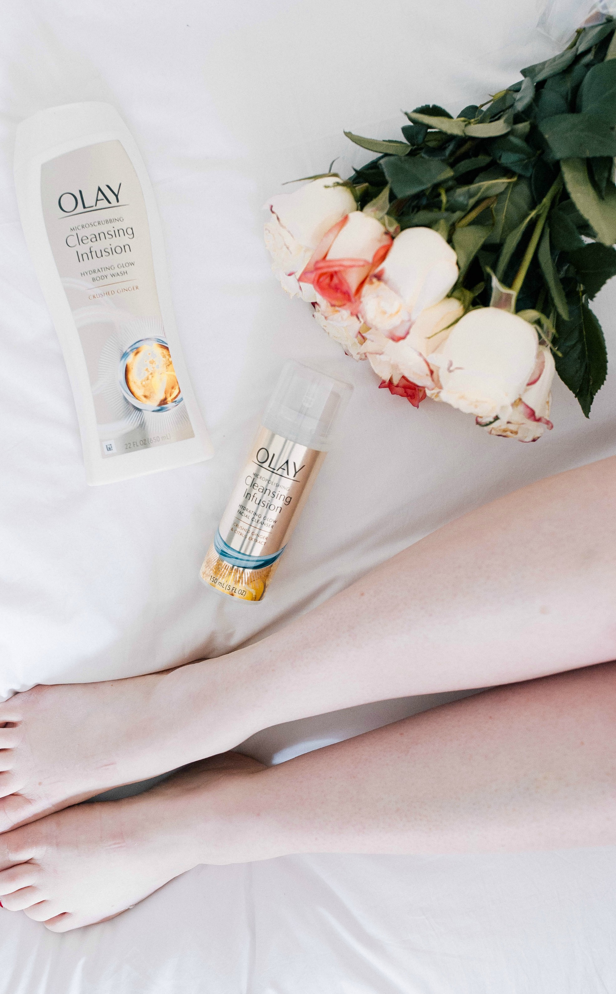 Olay Cleansing Infusions Review