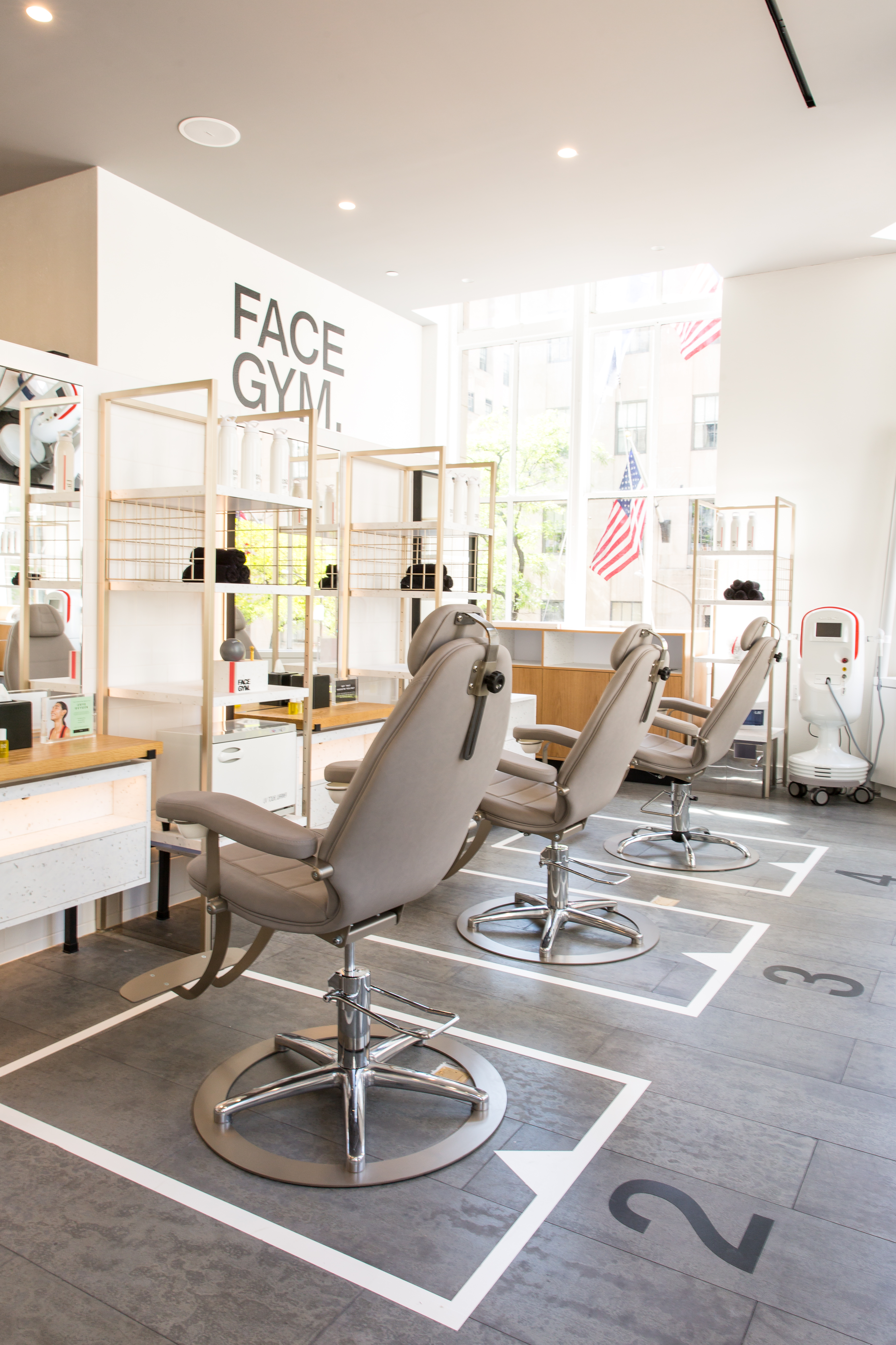 Review of The Face Gym