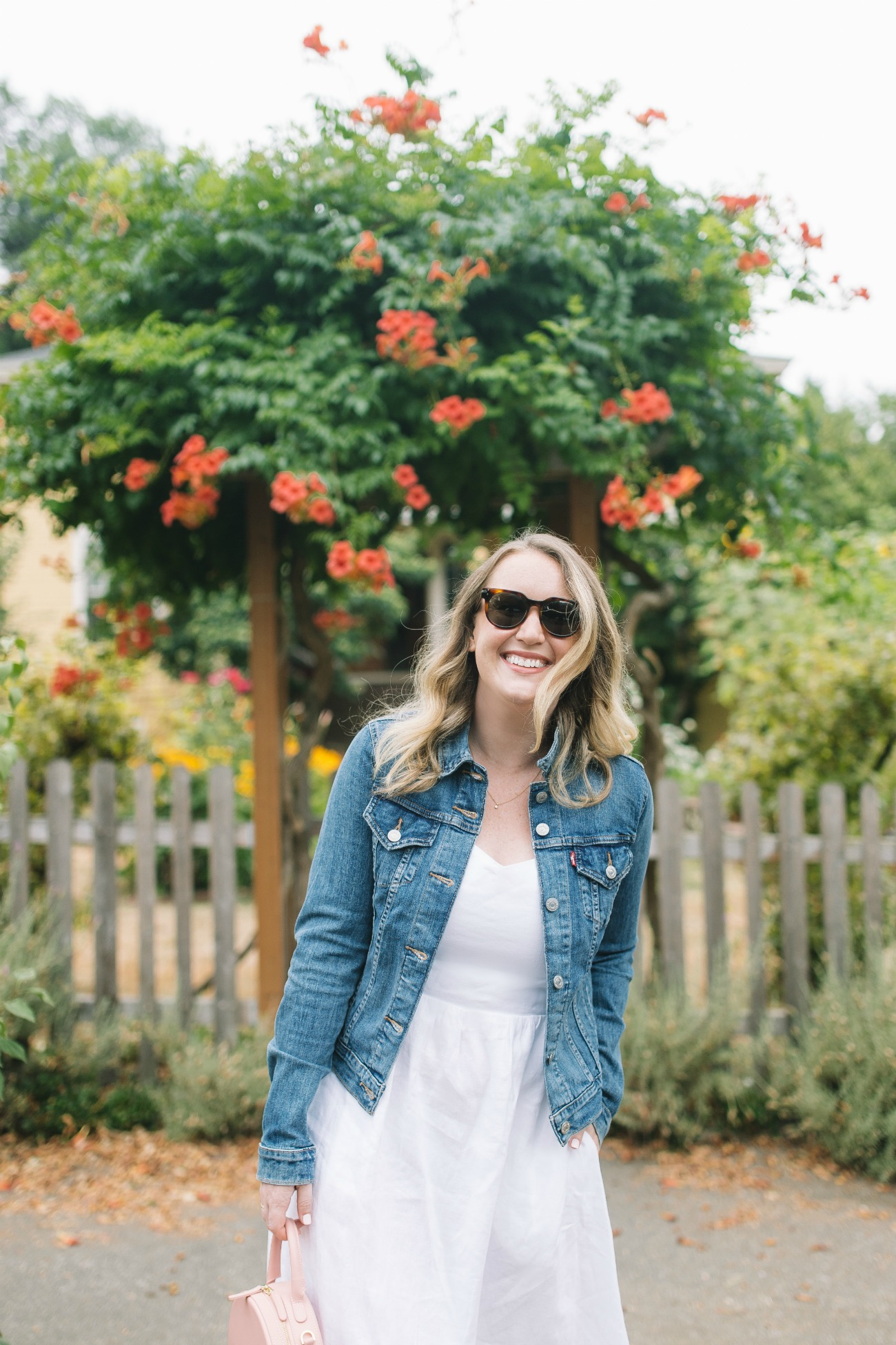 Flirty and Sporty Summer Style I on Meghan Donovan of wit & whimsy