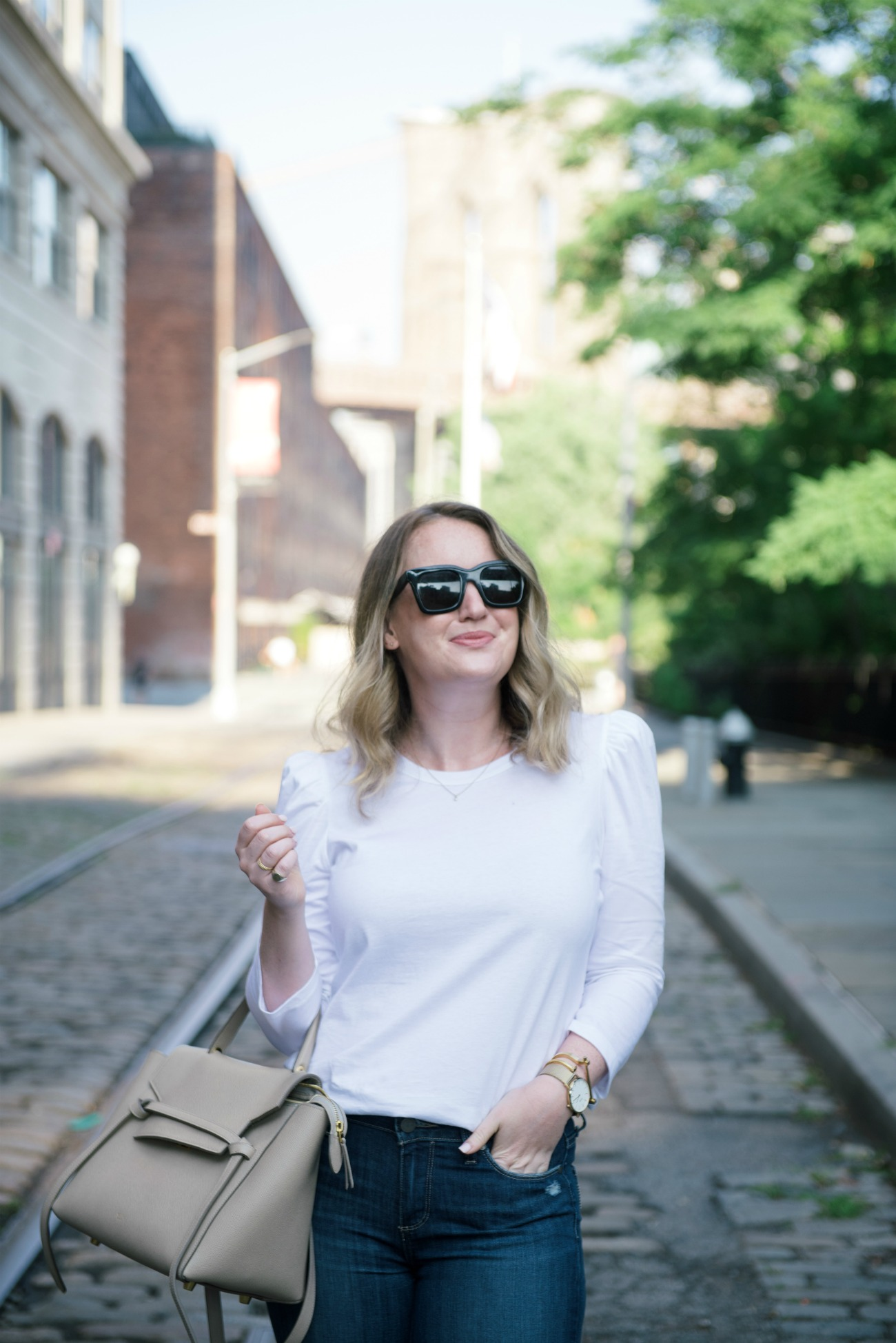 Classic Casual Outfit I wit & whimsy