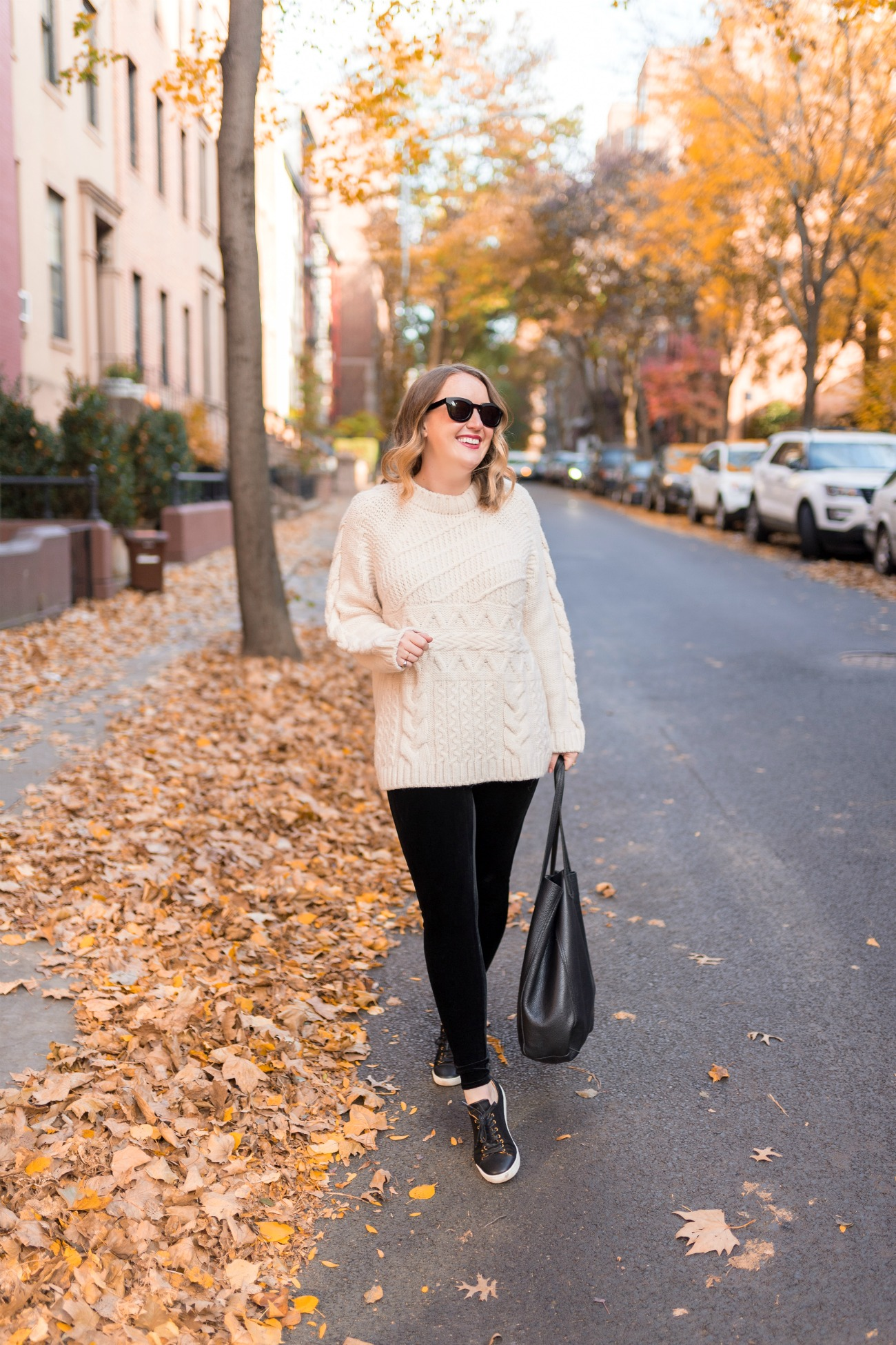 Fall to Winter Travel Outfit I wit & whimsy