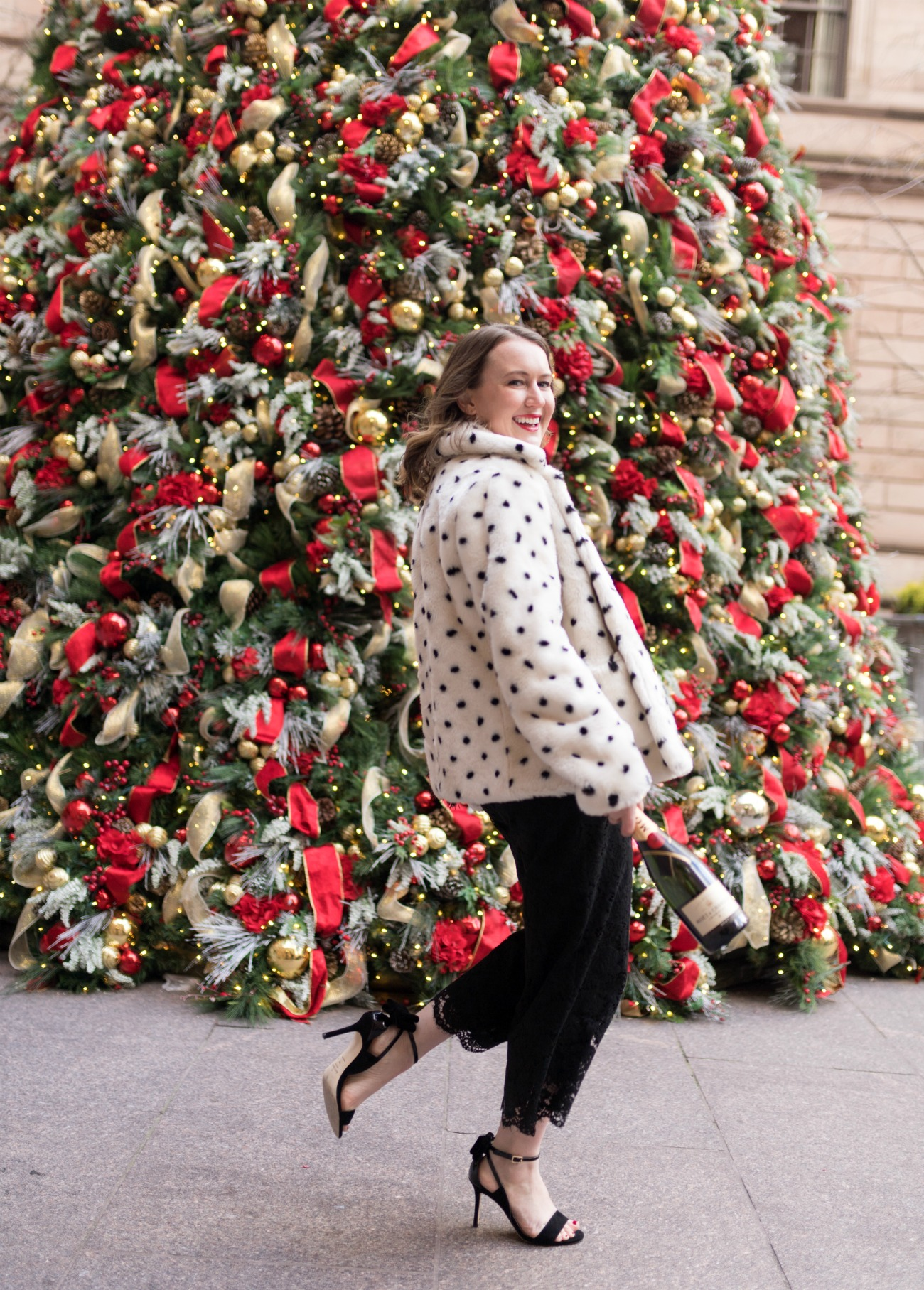 Holiday Outfit I wit & whimsy
