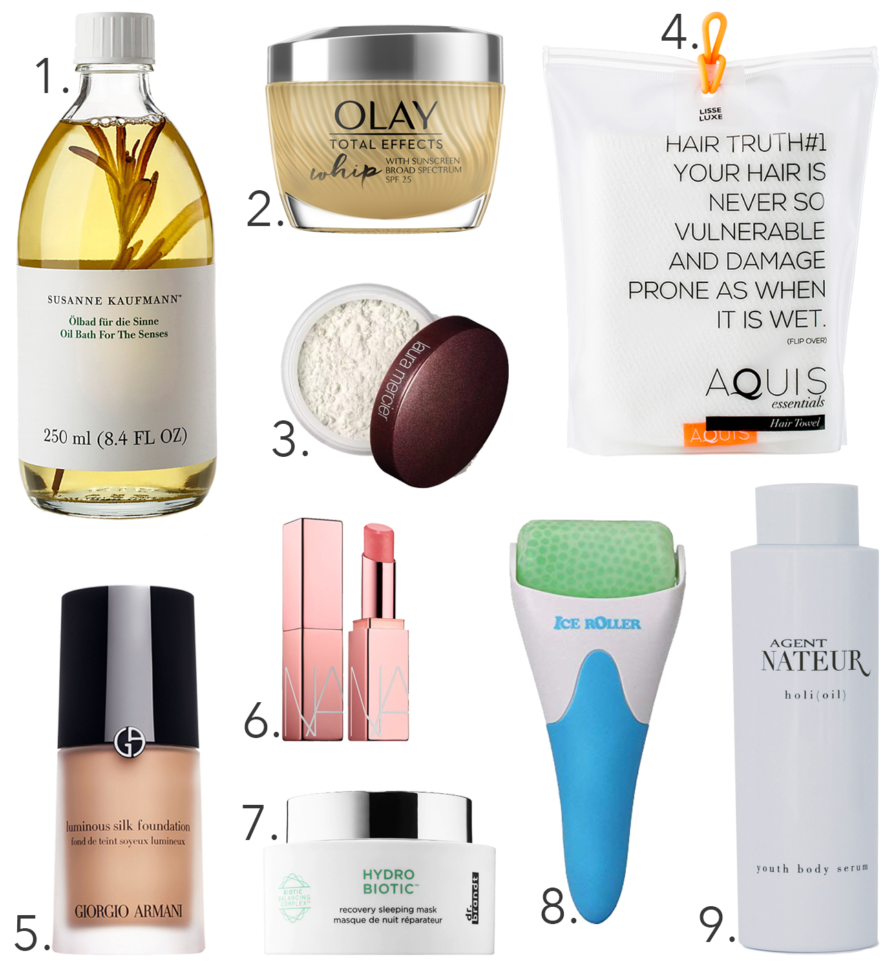 Best of Beauty 2018