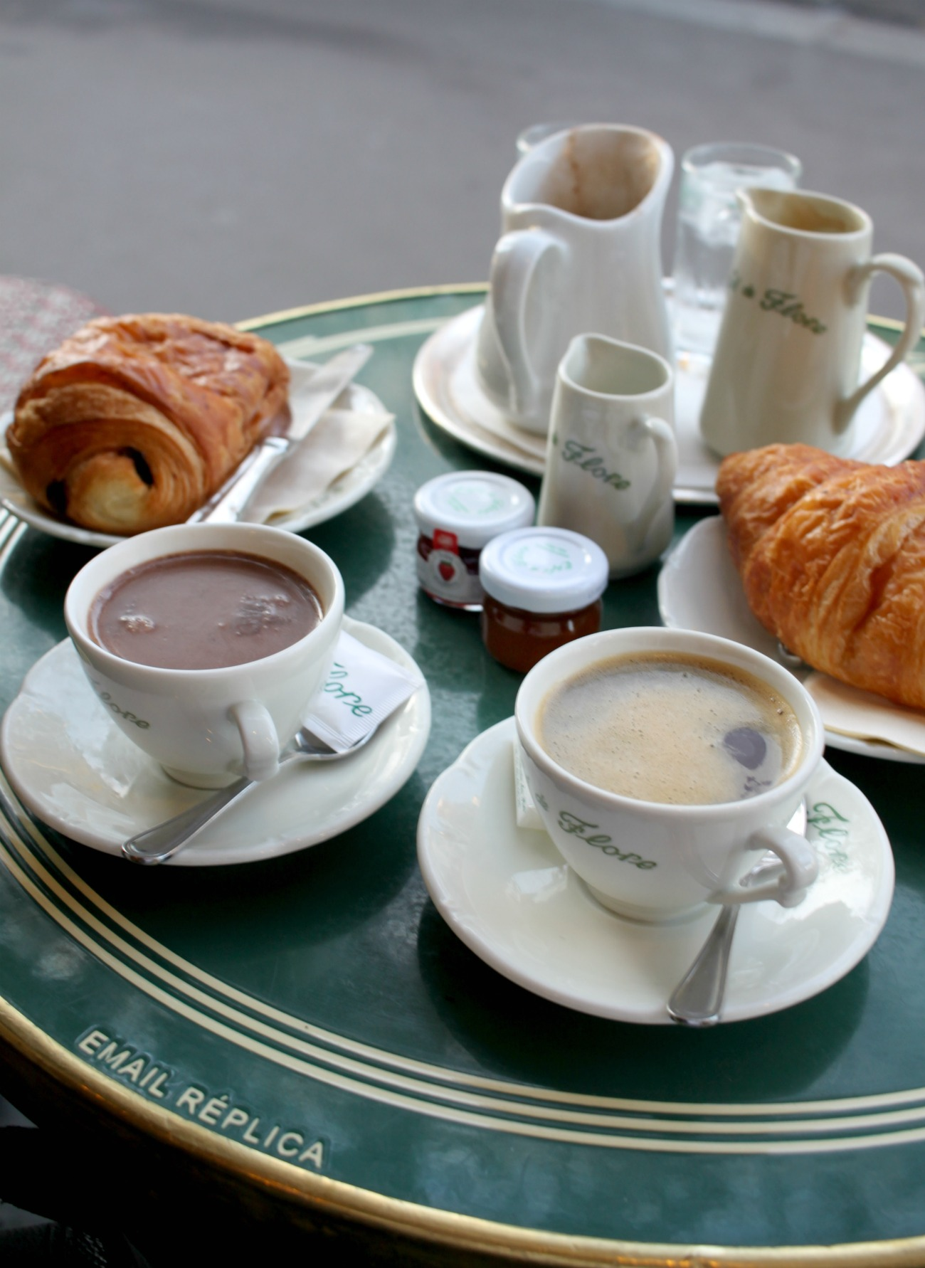 Best Coffee Shops in Paris I wit & whimsy