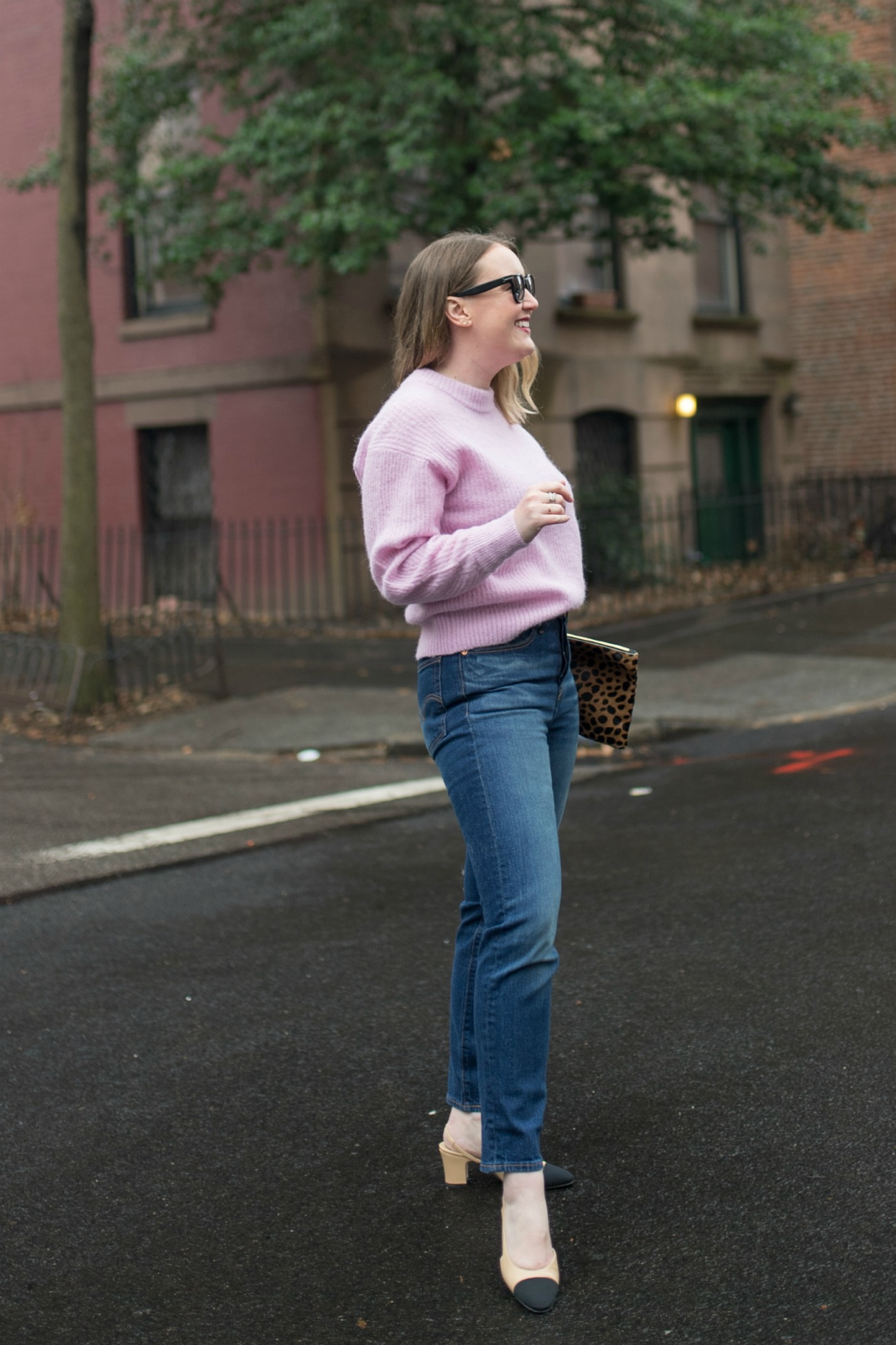 Everlane Alpaca Sweater Review I wit & whimsy