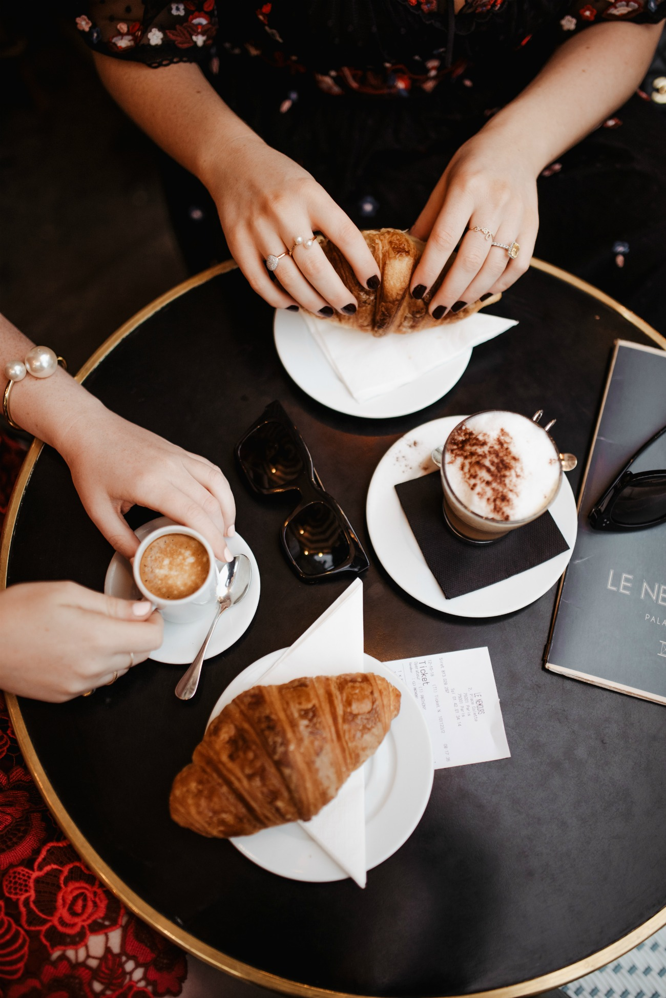 Best Paris Coffee Shops I wit & whimsy