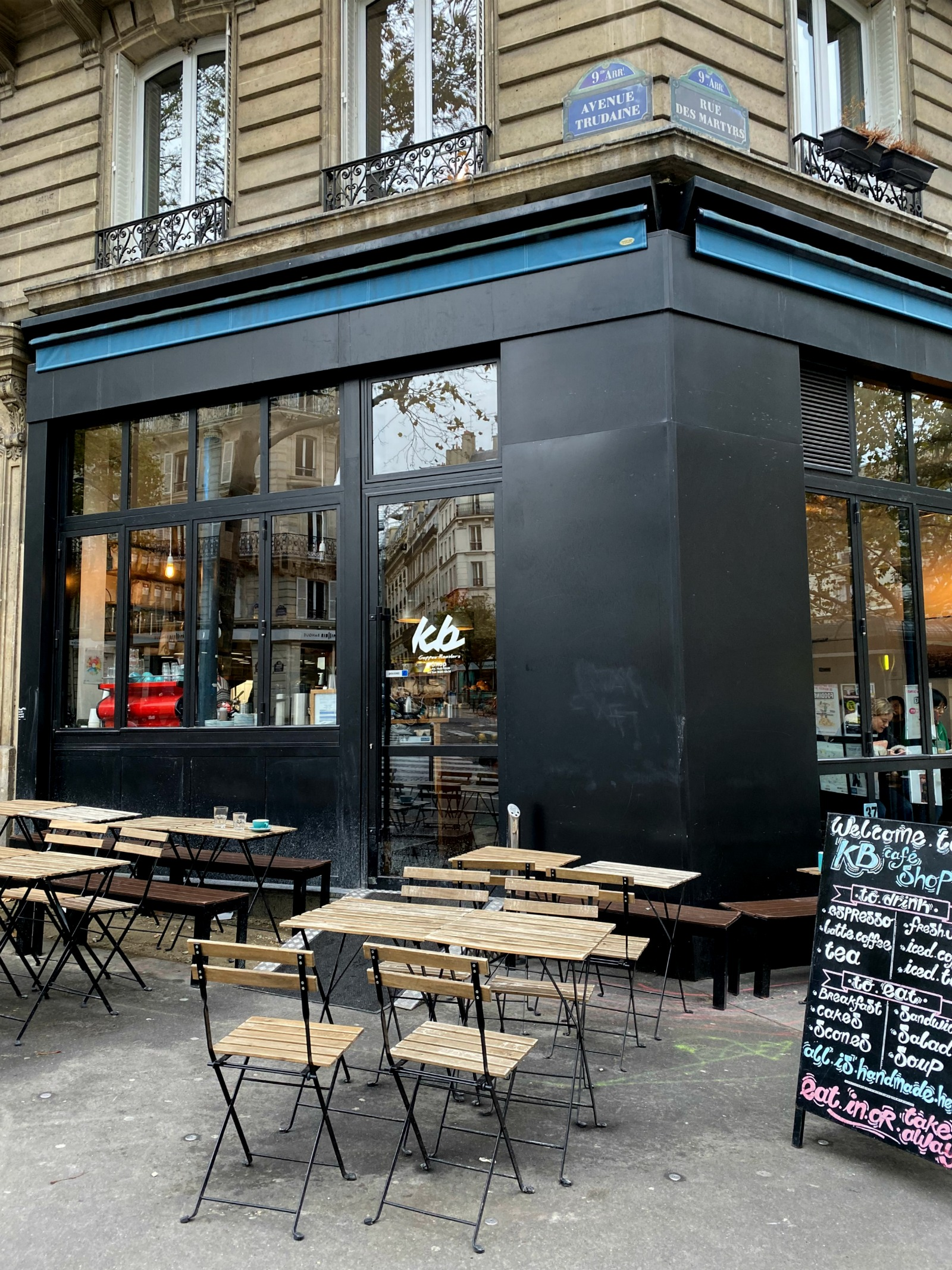 Best Coffee in Paris I wit & whimsy