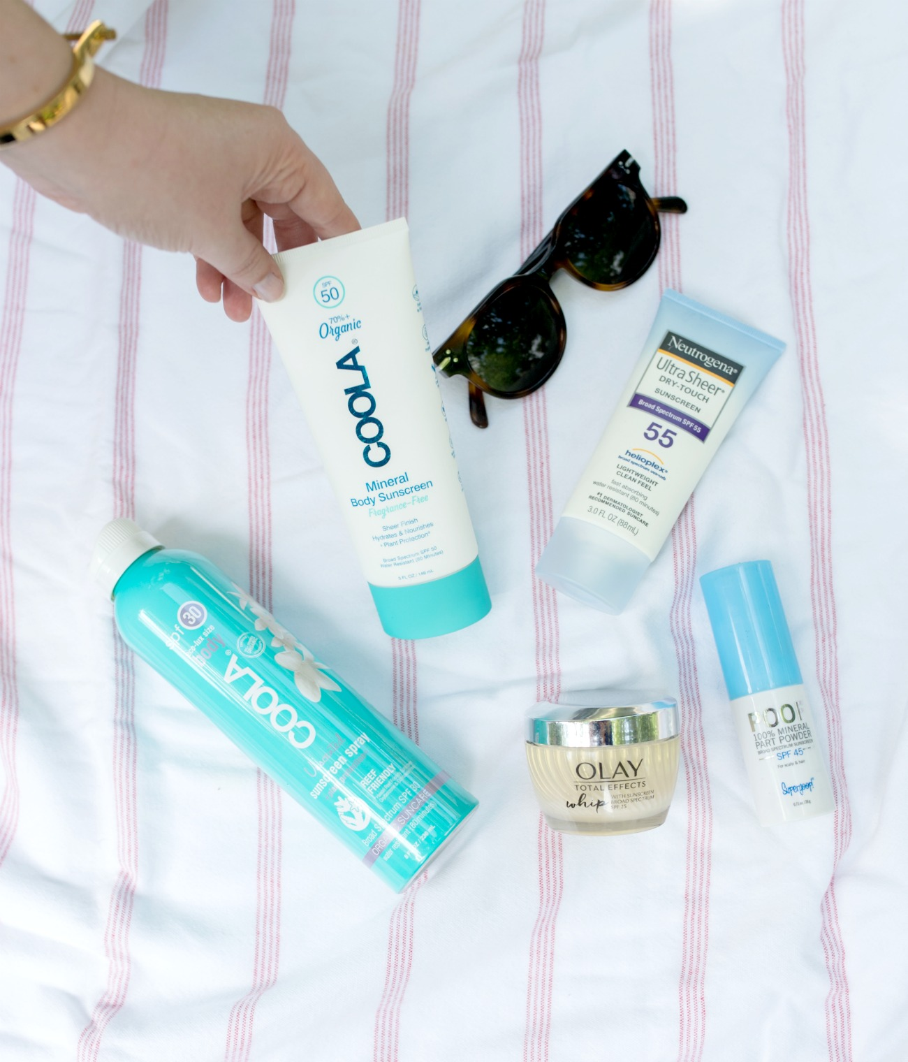 Best Sunscreens I wit & whimsy