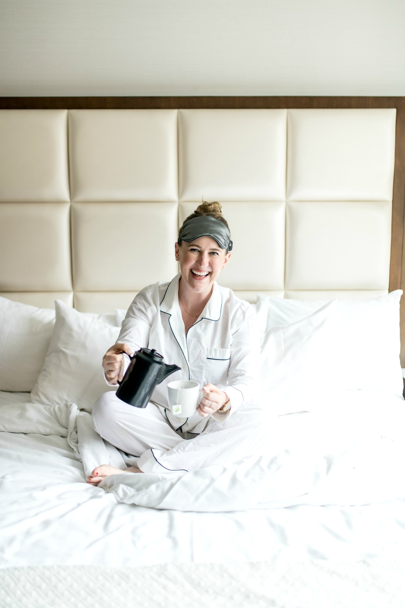 Cambria Hotels NightCap Program I wit & whimsy