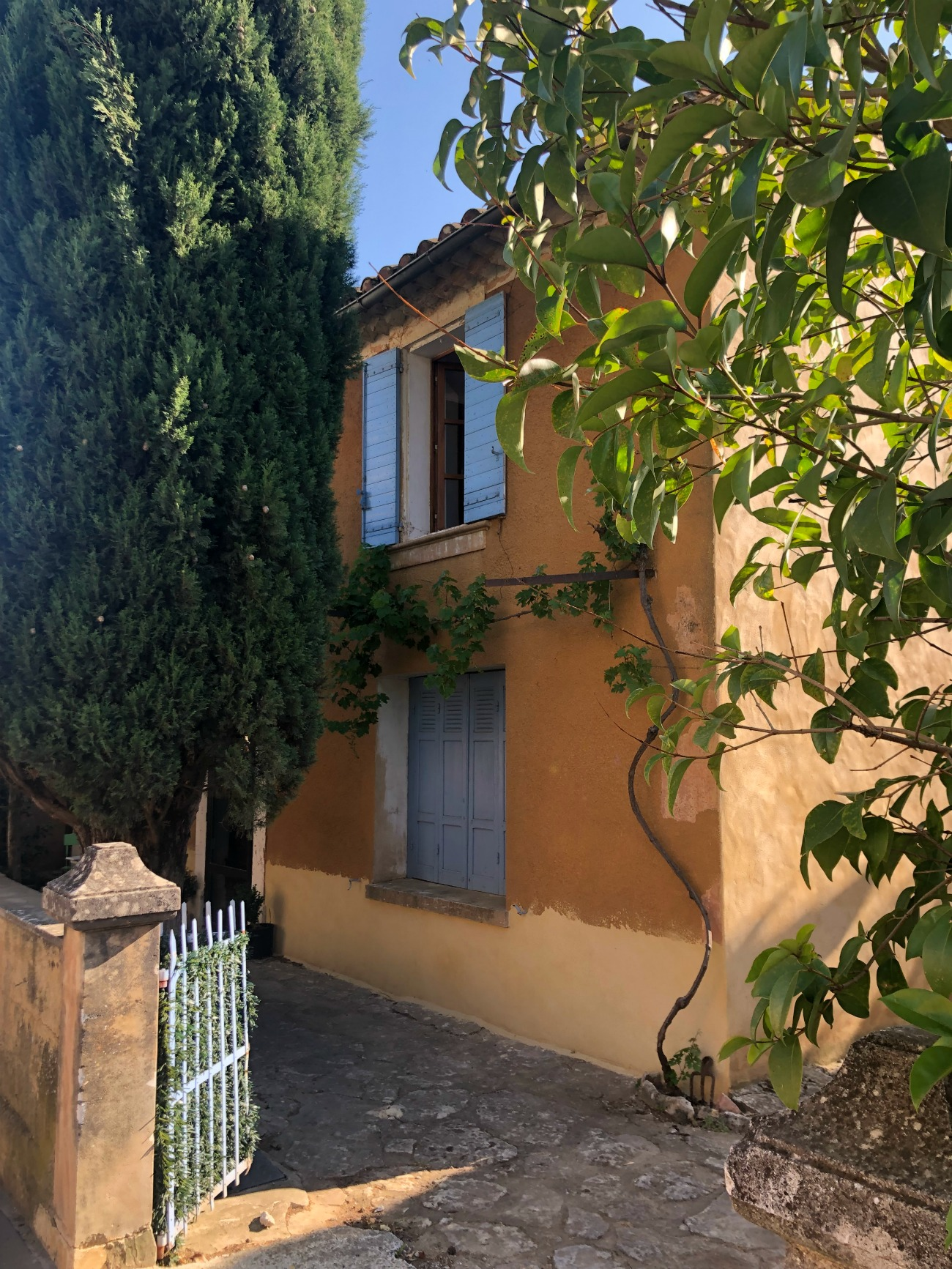 Roussillon in Provence I wit & whimsy